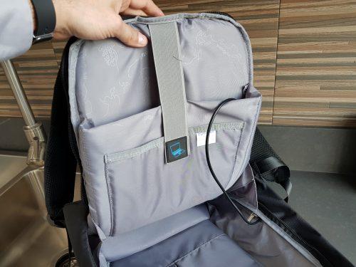 Mochila antirrobo para laptop